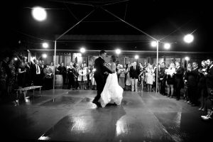 Moonlit First Dance
